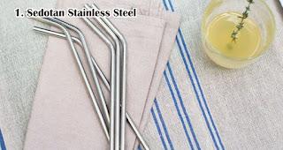 Sedotan Stainless Steel merupakan souvenir menarik untuk pernikahan di era new normal