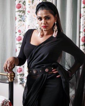 Actress Shalu Shamu Latest Photo shoot Pictures