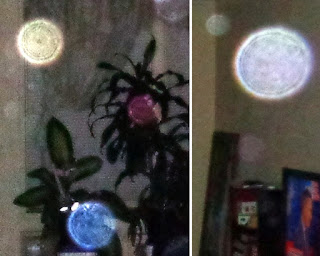 colorful orbs