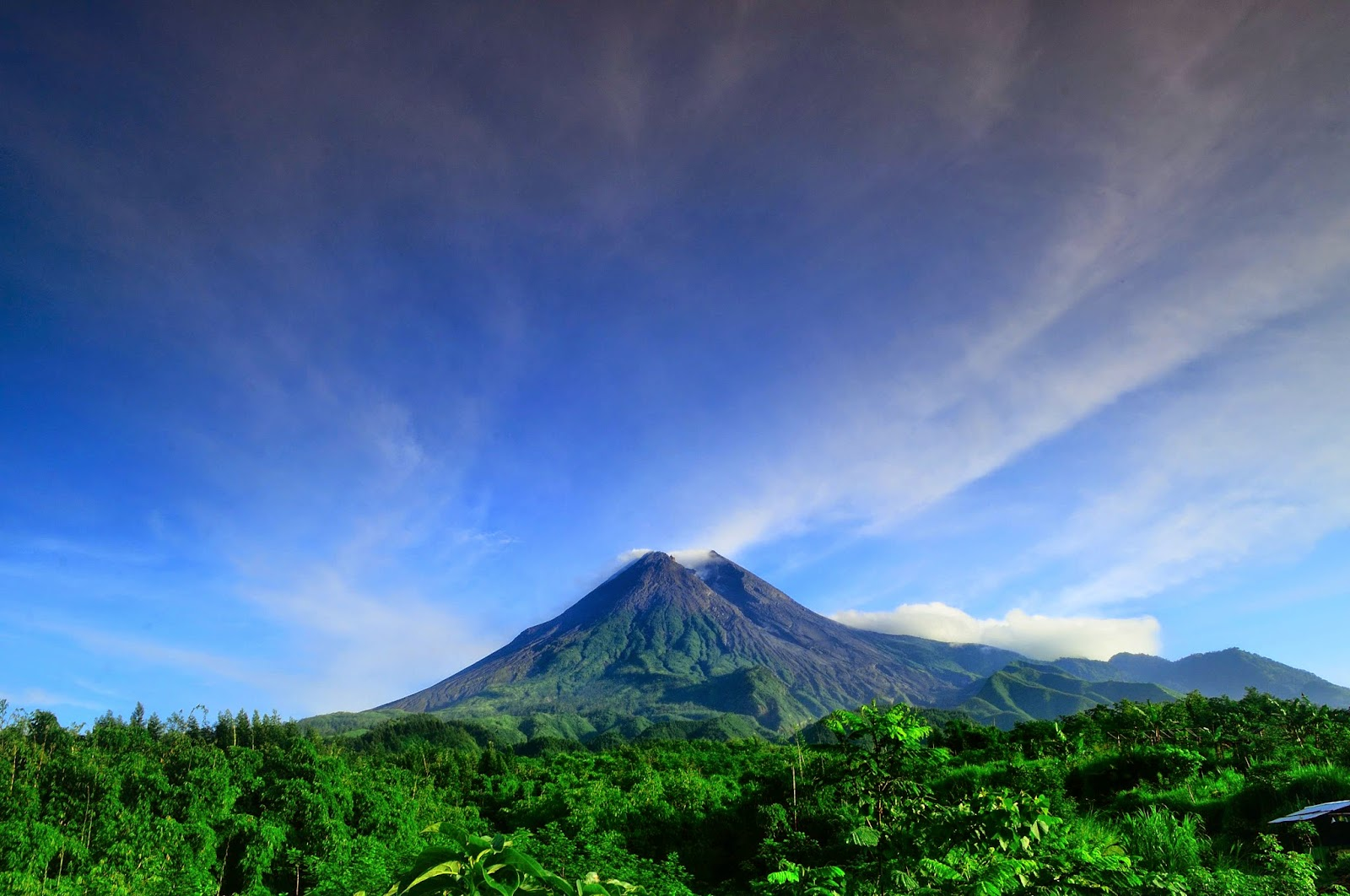 Where to go see a Volcano