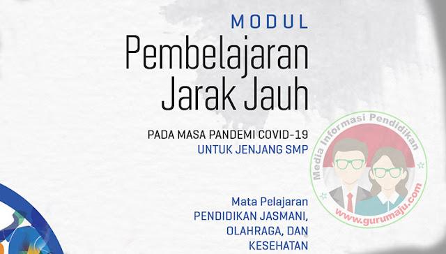 Download Modul PJJ IPA Kelas 7 PJOK Semester 1 GANJIL
