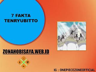 Fakta Tenryubitto One Piece