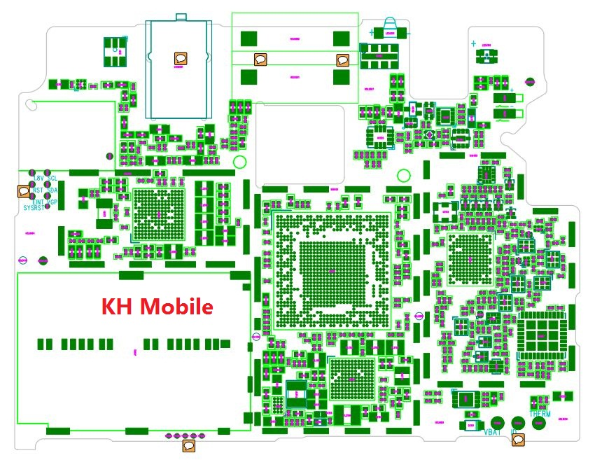 Redmi Note 3 (MTK) Schematic & Layout Diagrams  JMH