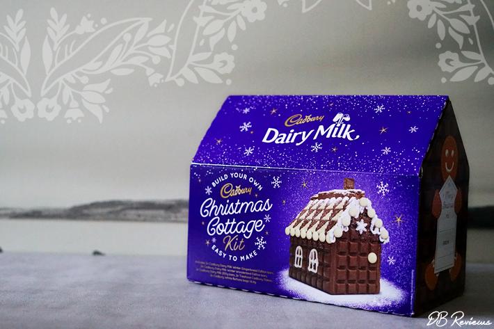 Cadbury Dairy Milk Christmas Cottage Kit