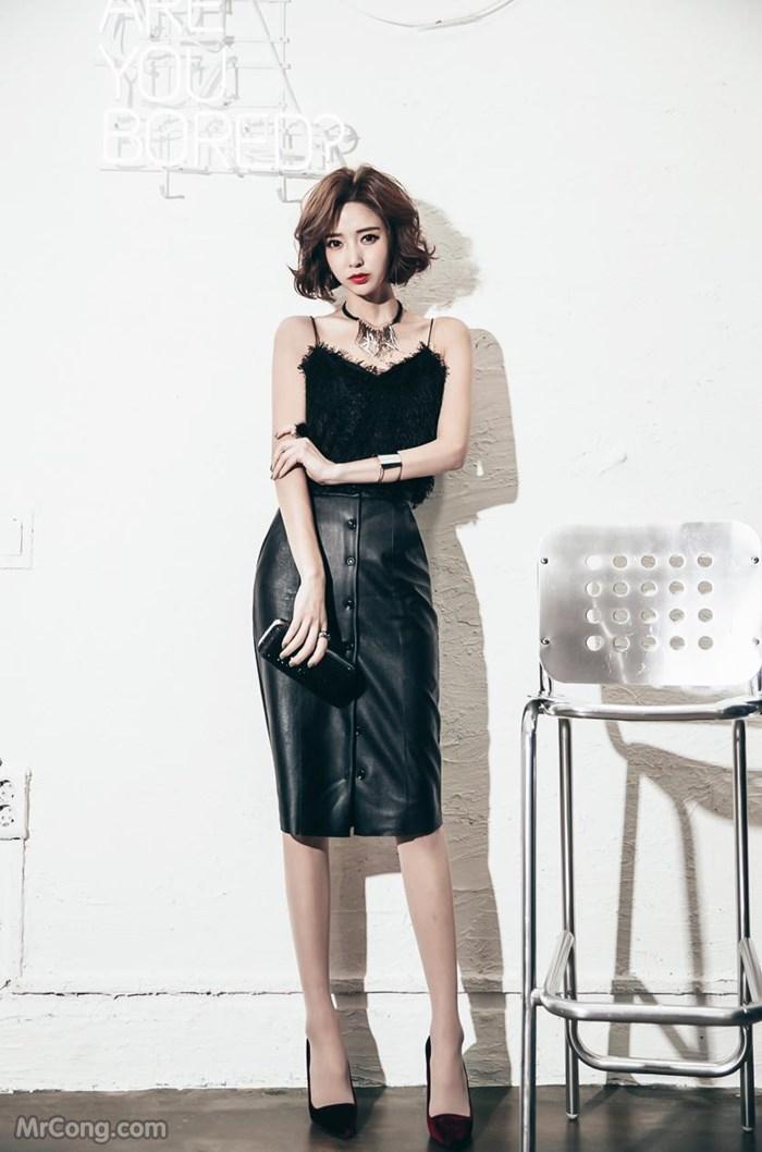 Người đẹp Baek Ye Jin trong bộ ảnh thời trang tháng 11
