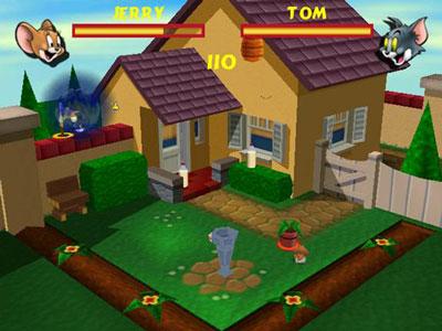 Tom N Jerry Game