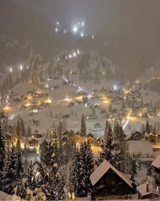 Сніг на буковелі