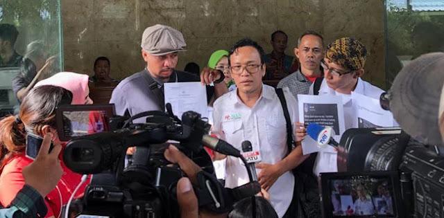 Pendukung Jokowi Laporkan Wasekjen MUI Terkait Surat Suara Tercoblos