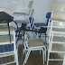 Biblioteca municipal é encontrada fechada e em péssimo estado em Camalaú
