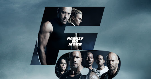 Movie Review: Fast & Furious 8 (2017)