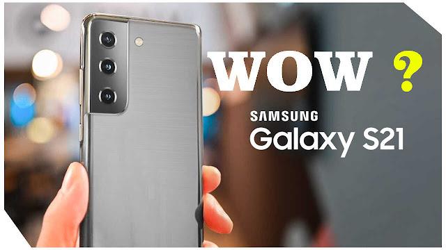 مواصفات سلسلة هواتف Samsung Galaxy S21