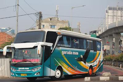 Foto Bus Garuda Mas New Capella