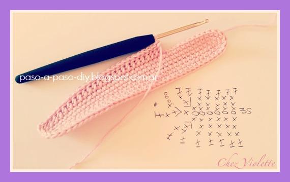 Funda para celular Tejida al Crochet - diy | Paso a Paso