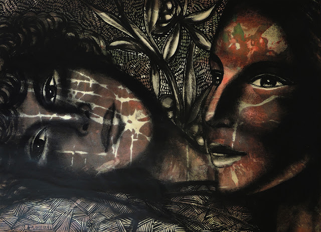 Farnese de Andrade Neto pintura contemporánea brasil