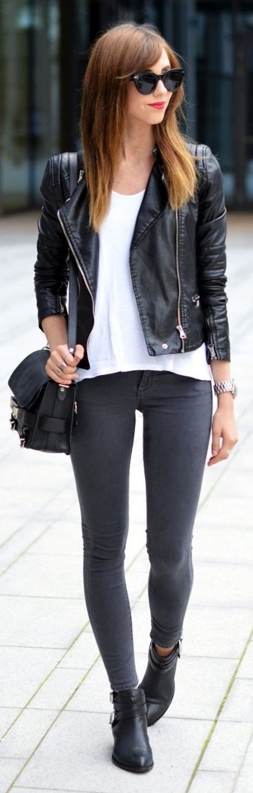 50 Shades of Darker Grey Outfits For This Spring