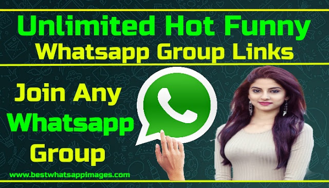 Unlimited Hot Funny WhatsApp Group Links