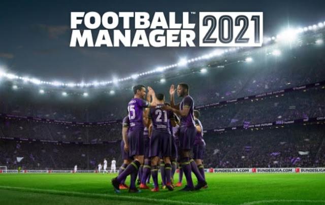 اللعبة Football Manager 2021 مع اصدار الجديد على بلاي ستور