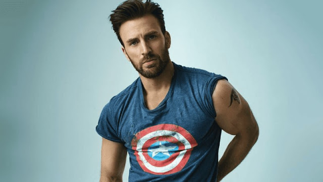 the Avengers star said.