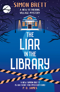 liar in the library cover