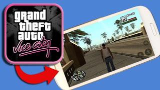 طريقة مضمونة لتثشغيل لعبة GTA VICE CITY للاندرويد