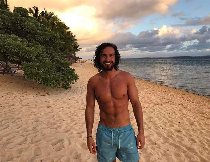 2017 Top Forbes Fitness Influencers - Joe Wicks