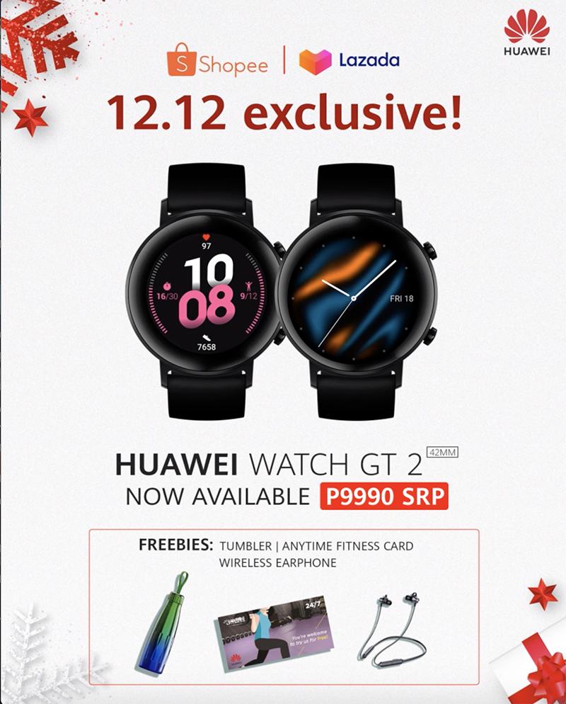 Huawei Watch GT 2 42mm Active Edition now available for pre-order!