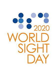 World Sight Day 2020 Logo