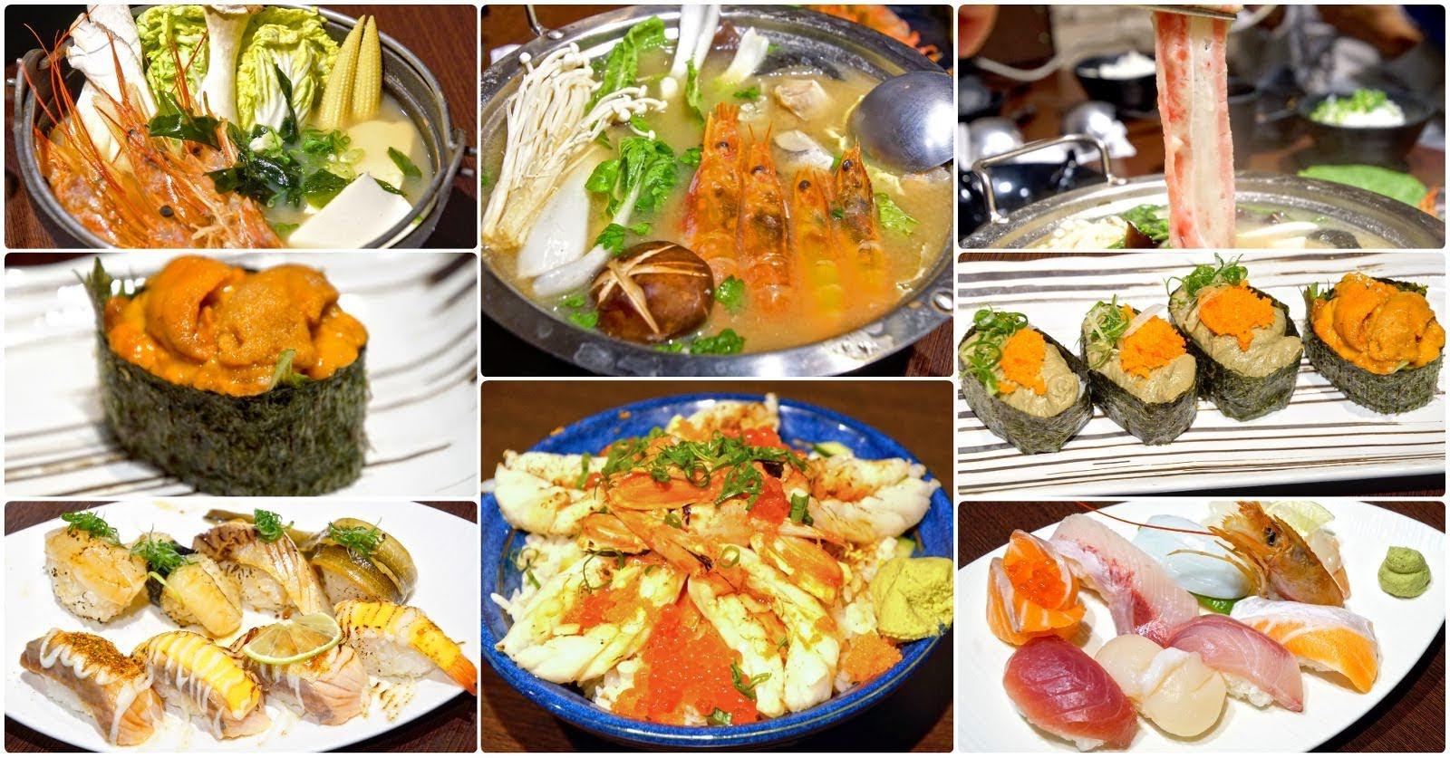 [台南][安平區] 纓風鮨味壽司鍋物|新二代概念館-安平店|食記