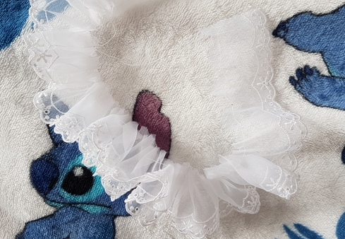rose head dress, lolita fashion, eglcommunity, lolita handmade, sewing, kawaii, pastel, jfashion, auris lothol, tutorial, diy,