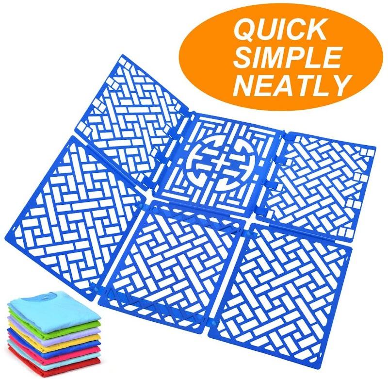 45% OFF Shirt Folding Board t Shirts Clothes Folder Durable
