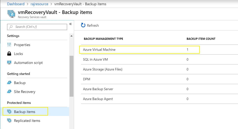 Solution Mandi - Cloud & Big Data !: Azure Backup and Backup