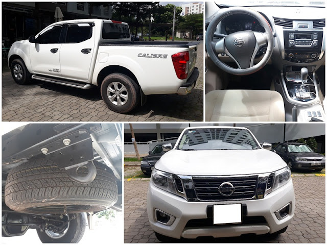 NISSAN NAVARA EL  (4x2) AT- 2.5L-3