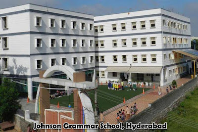 Johnson Grammar School, Hyderabad