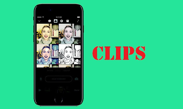 You can download Clips app from the App Store for free and will be available soon in App Store. Clips require iOS 10.3 or later and is compatible with iPhone, iPad and iPod touch.
