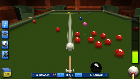 Pro snooker and pool 2012 [best snooker and pool] gameplay.