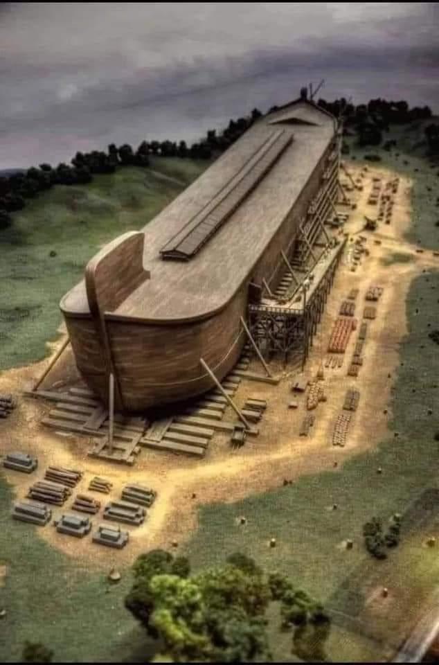 """معجزات سيدنا نوح عليه السلام  """"سفينة نوح"""""""