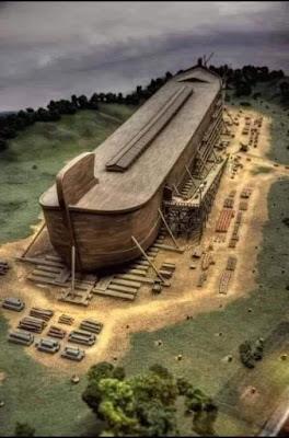 معلومات قيمة عن سفينة سيدنا نوح