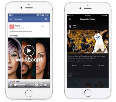 Anuncios con vídeo en Facebook
