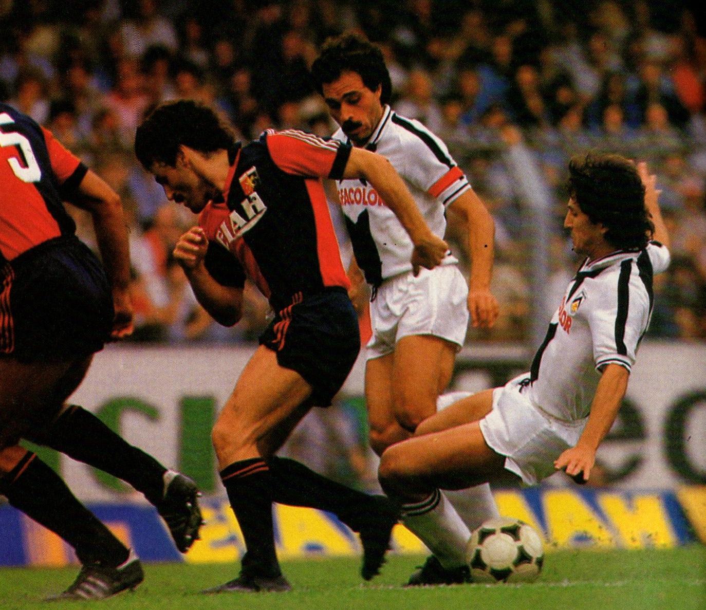 Soccer Nostalgia Old Match graphs Part 33b