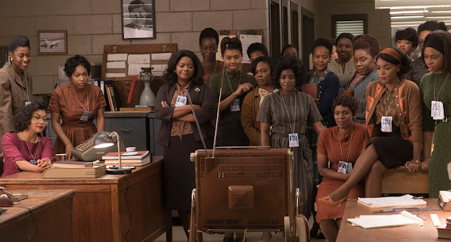 Hidden Figures 2017 best picture Oscars nominee