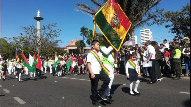 Bolívia celebra 194 anos de Independência