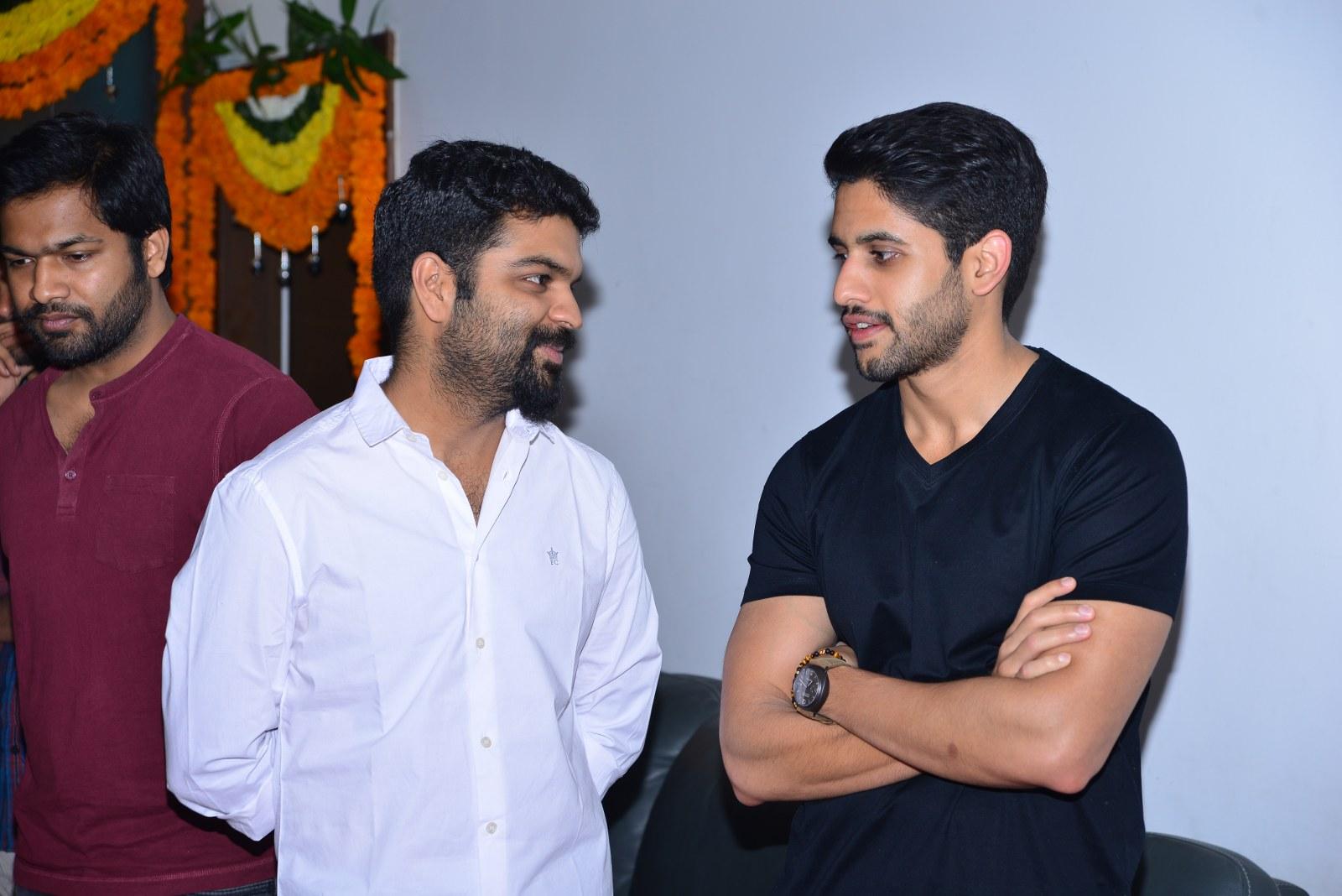 Chaitu Lavanya New Telugu movie Launch-HQ-Photo-12