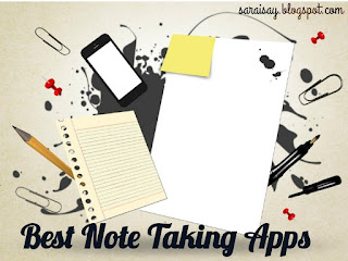 Best Note creating apps