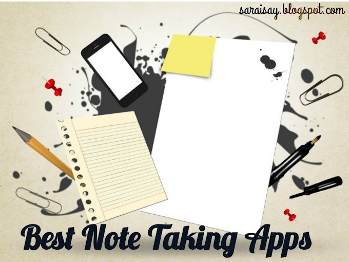 Best apps for taking notes-Best app for notes2019 हिंदी में जानिए.....