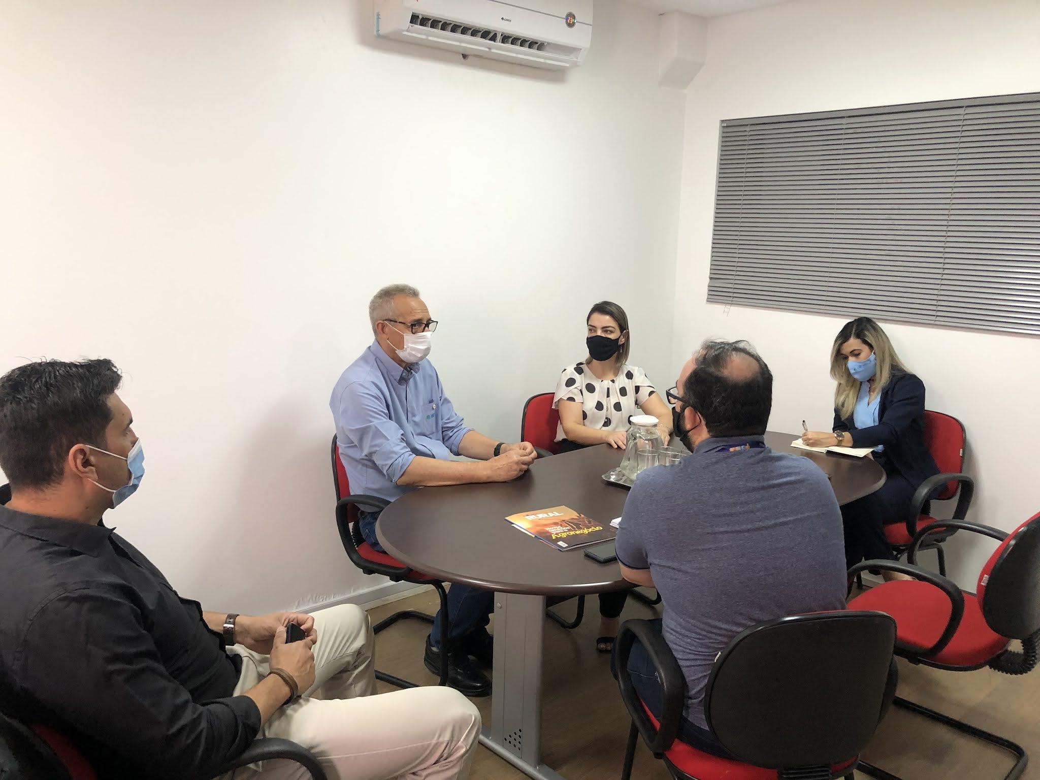 Aiba e Unifasb/Uninassau dialogam sobre futuras parcerias