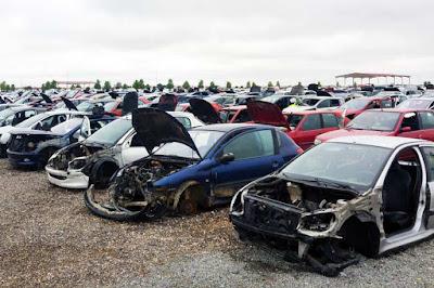 Encuentra piezas segundamano coche