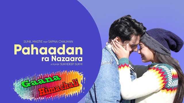 Pahadan Ra Nazara Song mp3 Download - Sunil Mastie