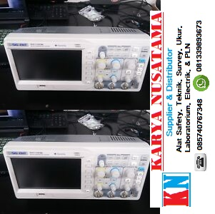 Jual Osciloscope Digital Siglent Type SDS 4 Chanel 100Mhz di Bandung