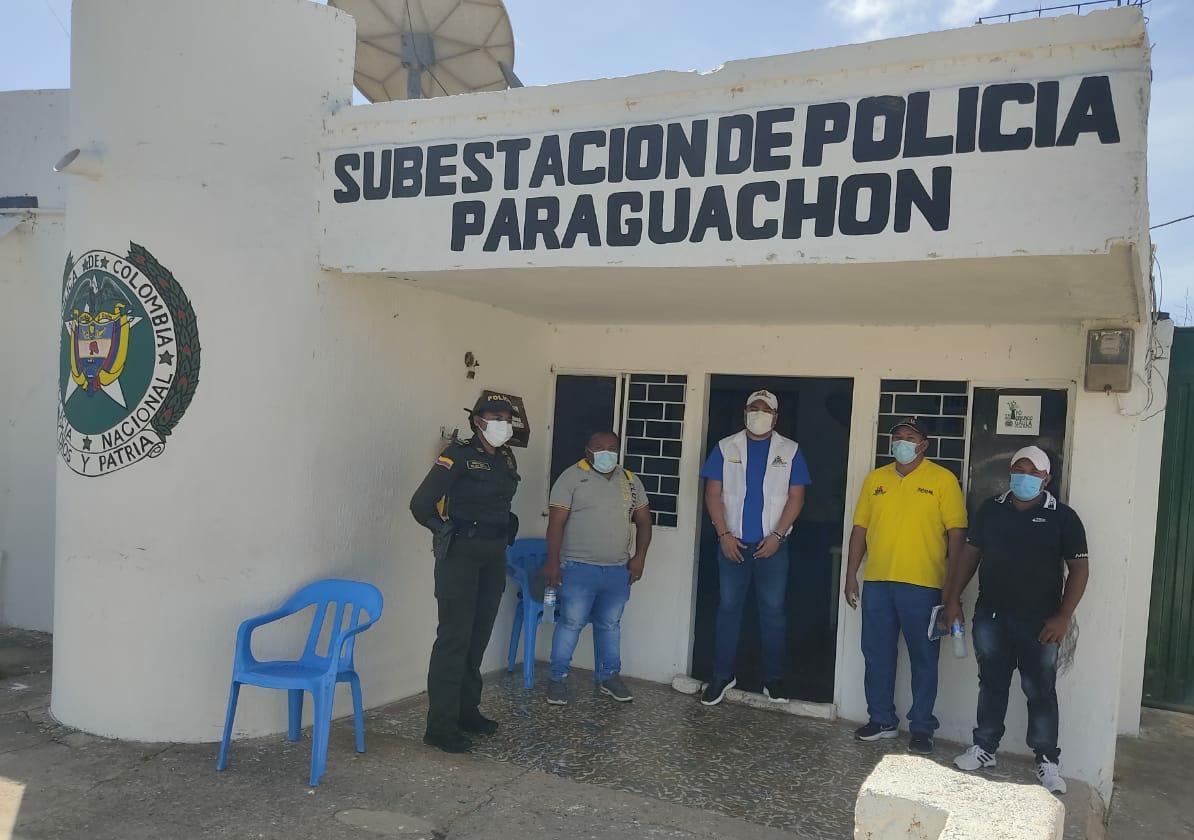 https://www.notasrosas.com/En Paraguachón: analizan seguridad, ante reactivación del flujo migratorio desde Venezuela