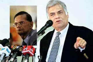 PM Ranil Speaks about G.L. Peiris's statement over explosives of Chawakatchcher